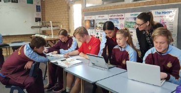 Case Study - St Marks Anglican Community School (October 2017)