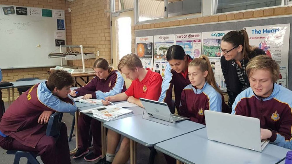 byod structure ict infrastructure - st anglican community school - mss it