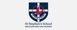 st stephens school logo - mss it services perth