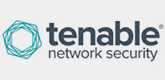 tenable network security logo